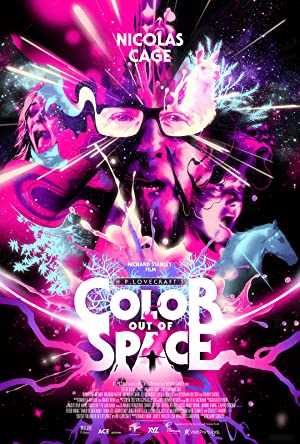 Color Out of Space - netflix