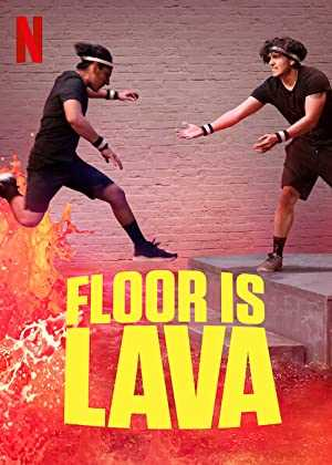 Floor Is Lava - netflix