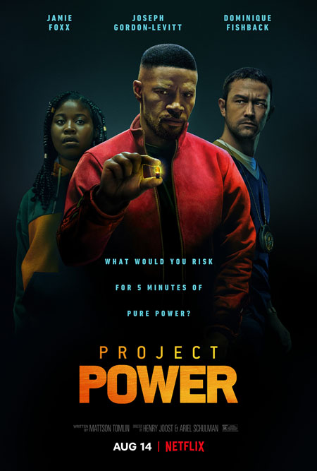 Project Power - Movie