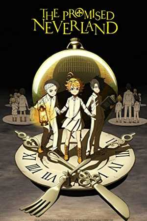 The Promised Neverland - netflix