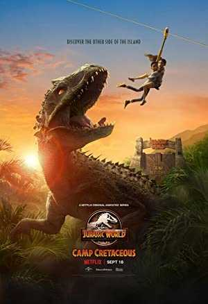 Jurassic World Camp Cretaceous - TV Series