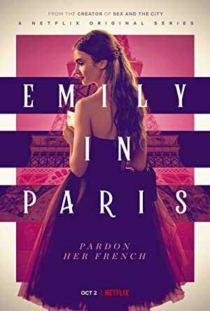 Emily in Paris - netflix