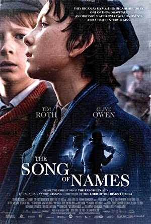 The Song of Names - netflix