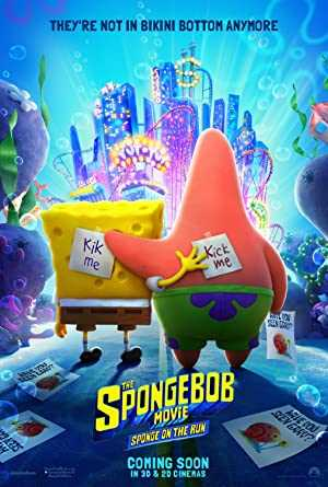 The SpongeBob Movie: Sponge on the Run - netflix
