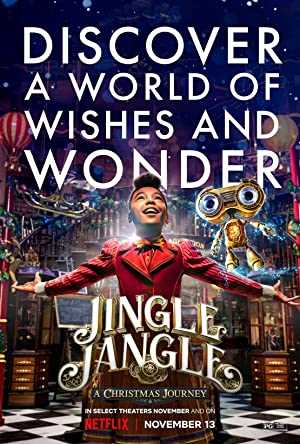 Jingle Jangle: A Christmas Journey - netflix