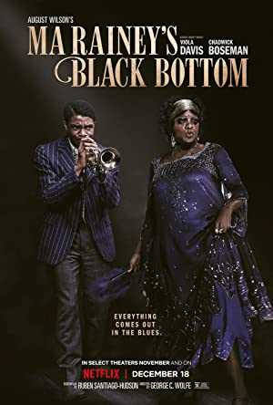 Ma Raineys Black Bottom - netflix