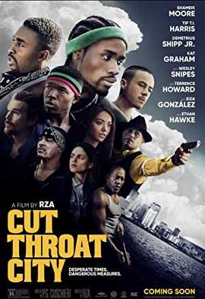 Cut Throat City - netflix