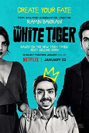 The White Tiger - netflix