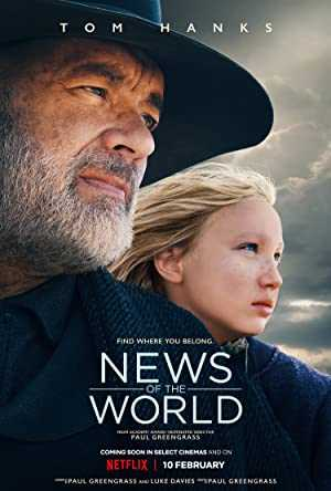 News of the World - netflix