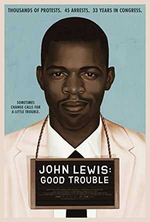 John Lewis: Good Trouble - netflix