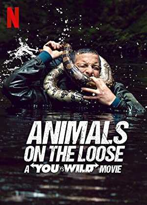 Animals on the Loose: A You vs. Wild Movie - netflix