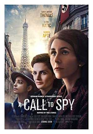 A Call to Spy - netflix
