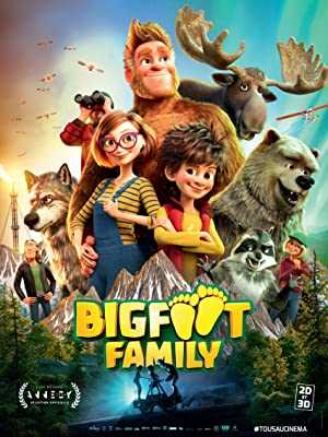 Bigfoot Family - netflix