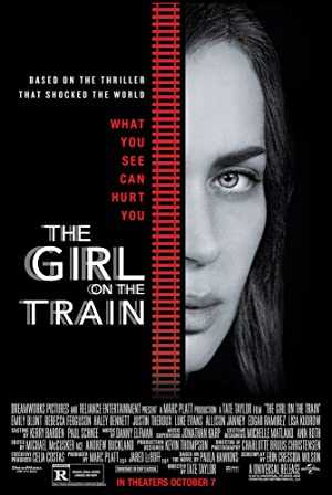 The Girl on the Train - netflix
