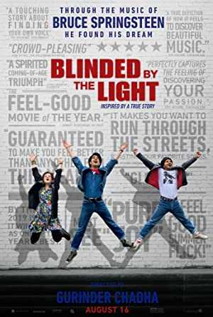 Blinded by the Light - netflix