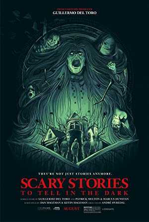 Scary Stories to Tell in the Dark - netflix