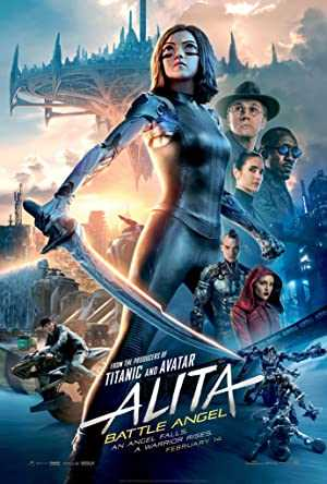 Alita: Battle Angel - netflix