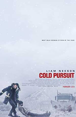 Cold Pursuit - netflix