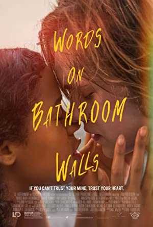 Words on Bathroom Walls - netflix