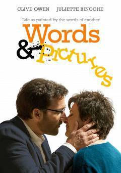 Words and Pictures - Amazon Prime