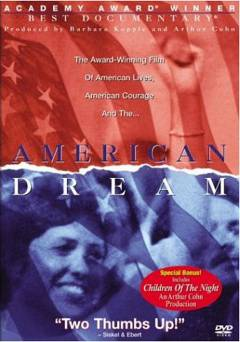 American Dream - amazon prime