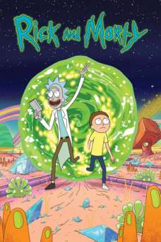Rick and Morty - HULU plus