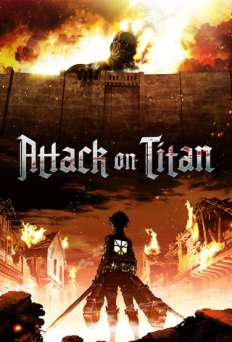 Attack on Titan - HULU plus