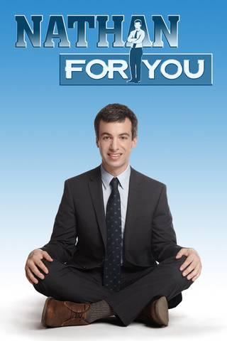 Nathan For You - HULU plus
