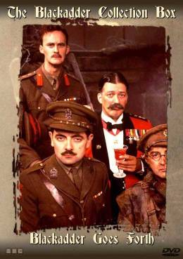 Blackadder - amazon prime