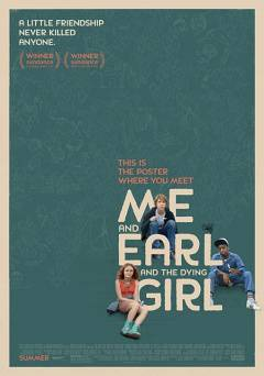 Me and Earl and the Dying Girl - HBO