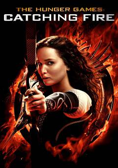 The Hunger Games: Catching Fire - HULU plus