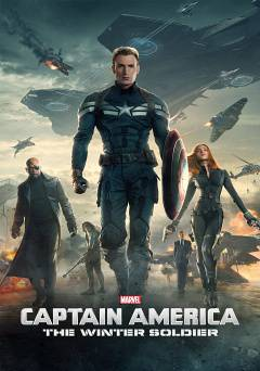 Captain America: The Winter Soldier - starz