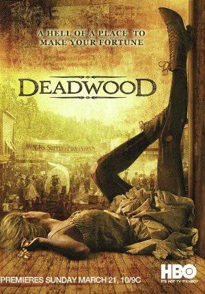 Deadwood - Amazon Prime