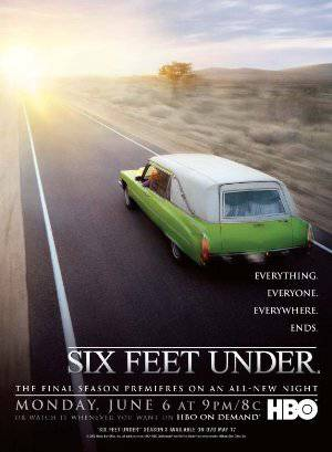 Six Feet Under - Amazon Prime