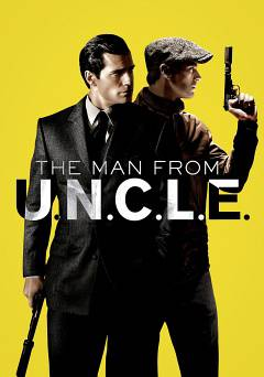 The Man from U.N.C.L.E. - hbo