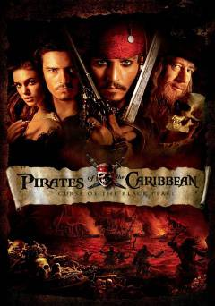 Pirates of the Caribbean: The Curse of the Black Pearl - netflix