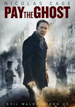 Pay the Ghost - netflix