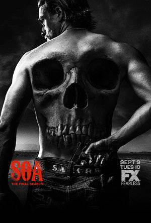 Sons of Anarchy - netflix