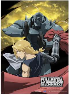 Fullmetal Alchemist: Brotherhood - amazon prime