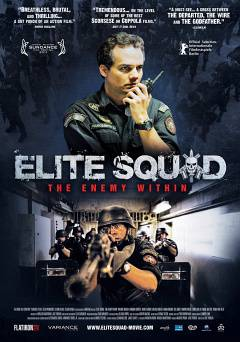 Elite Squad: The Enemy Within - netflix