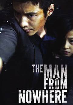 The Man from Nowhere - netflix