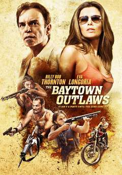 The Baytown Outlaws - amazon prime