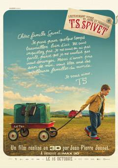 The Young and Prodigious T.S. Spivet - amazon prime