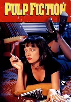 Pulp Fiction - hulu plus