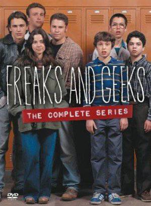 Freaks and Geeks - netflix