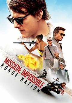 Mission Impossible: Rogue Nation - hulu plus