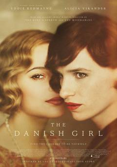 The Danish Girl - hbo