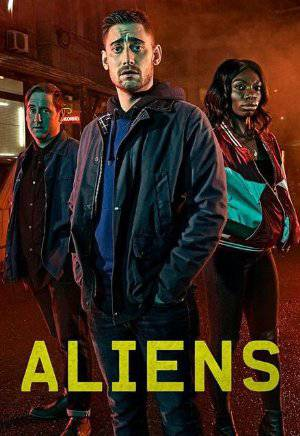 The Aliens - hulu plus