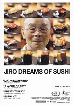 Jiro Dreams of Sushi - amazon prime