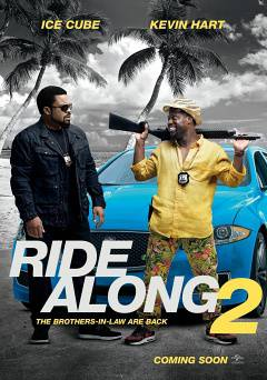 Ride Along 2 - hbo